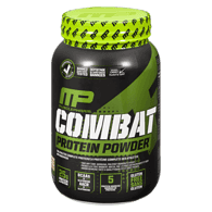 Combat Protein Powder Chocolate Peanut Butter Protein Powder Drink Mix