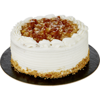 Double Layer Cake, Apple Caramel