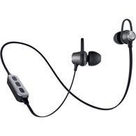 Bluetooth Acoustic Earbuds, Grey