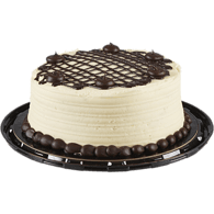 Double Layer Cake, Chocolate Cream Cheese