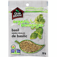 Organic Basil Leaves