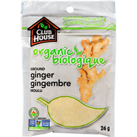 Organic Ground Ginger