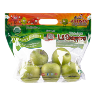 Lil Snappers Organic Granny Smith Apples