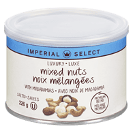 Mixed Nuts with Macadamias