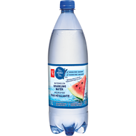 Watermelon Carbonated Unsweetened Sparkling Water With Natural Flavour