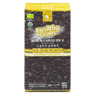 Healthy Grain Organic Black Cargo Rice 1 kg