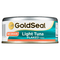 Flaked Tuna, No Drain