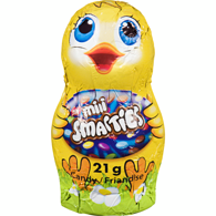Smarties Chocolate Chick