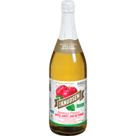 Sparkling Organic Apple Juice