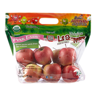 Lil Snappers Organic Pink Lady Apples