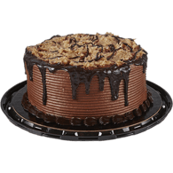 German Chocolate Double Layer Cake