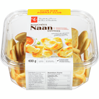 Naan Dippers Tub, Club Pack
