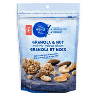 Granola & Nut Snack Mix