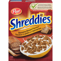 Shreddies, Banana Bread Flavour