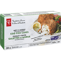 Melt in the Middle Sustainably Sourced Cod Fish Cakes