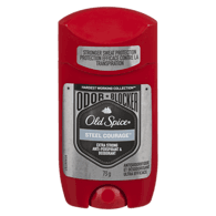HWC Odor Blocker Antiperspirant, Steel Deodorant