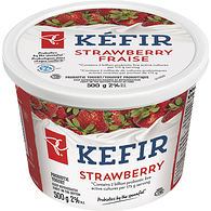 Spoonable Kefir, Strawberry
