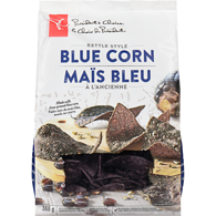 Kettle Style Blue Corn Tortilla Chips