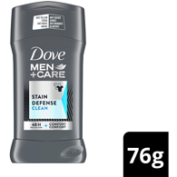 Men + Care Elements Deodorant Stick, Invisible