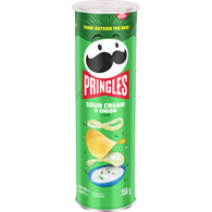 Sour Cream & Onion Flavour Potato Chips