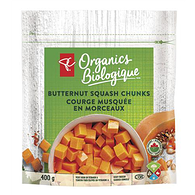 Frozen Butternut Squash Chunks