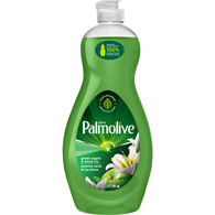 Ultra Liquid Detergent, Green Apple & White Lily