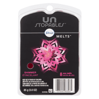 Unstopables Melts, Shimmer