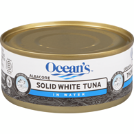 Solid White Tuna
