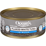 Flaked White Tuna