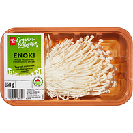 Enoki Whole Mushrooms