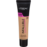 Infallible Total Cover Up to 24hr Foundation 307 Sand Beige
