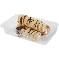 Cream Horns, Large