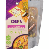 3 Step Korma Kit
