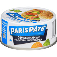 Paris Pate Deviled Ham Spread