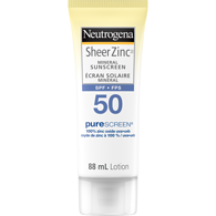 Sheer Zinc Mineral Sunscreen SPF50