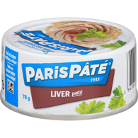 Paris Pate Liver Spread