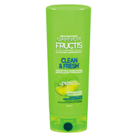 Revitalisant Clean & Fresh de Fructis