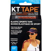 Kinesiology Tape, Blue