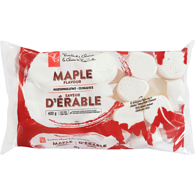Maple Flavour Marshmallows