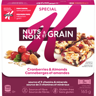 Nourish, Cranberry & Almond