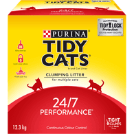 24/7 Performance® Clumping Cat Litter 12.3 kg