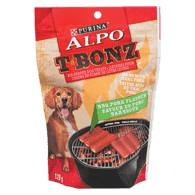 Alpo T-Bonz BBQ Pork Dog Treats
