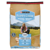 Puppy Chow, Natural Puppy Food