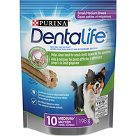 DentaLife Daily Oral Care Dog Treats, Small/Medium