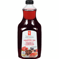 Berry Flavour Herbal Hibiscus Tea Iced Tea