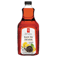 Lemon Flavour Black Tea Iced Tea