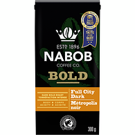 Bold Full City Dark Roast Ground Coffee
