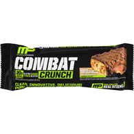 Combat Crunch Chocolate Peanut Butter Cup Protein Bar