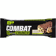 Combat Crunch Chocolate Chip Cookie Dough 12 Bars