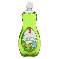 Ultra Green Apple Dishwashing Liquid